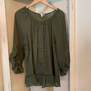 Counterparts Women's Blouse XL
